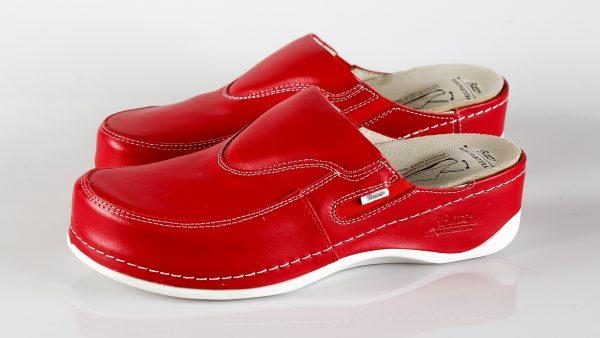 Batz FC10 – ženske klompe crvene boje - dvije klompe
