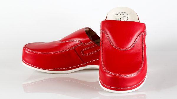 Batz FC10 – ženske klompe crvene boje - obje klompe