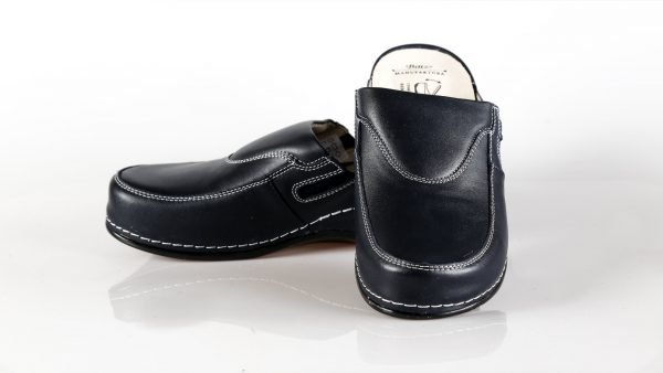 Batz FC10 – ženske klompe plave boje – VV obuća trgovina