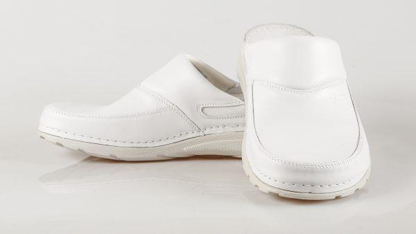 Batz PETER – muške klompe bijele boje – VV obuća trgovina