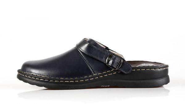 Batz ZORAN – muške klompe NAVY boje - VV obuća trgovina