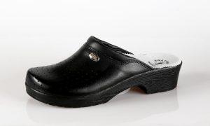 Fratelli Babb D11 – crna ženska klompa – VV obuća trg…