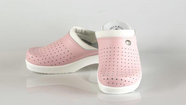 Fratelli Babb D11 – roza ženska klompa – VV obuća trg…