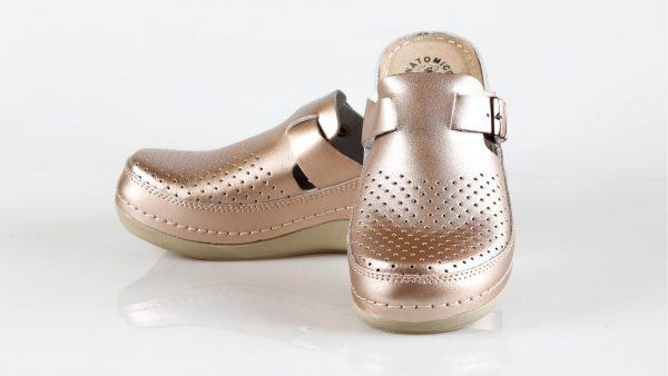 Fratelli Babb D300 – bronza ženska klompa – VV obuća …