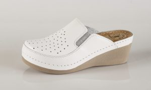 Fratelli Babb D310 – bijela ženska klompa – VV obuća …