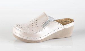 Fratelli Babb D310 – bronza ženska klompa – VV obuća …