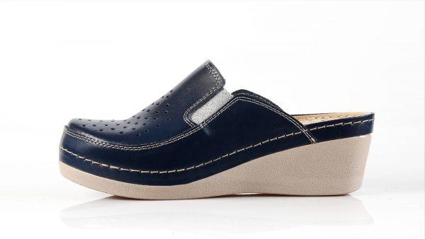 Fratelli Babb D310 – plava ženska klompa – VV obuća t…