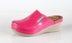 Fratelli Babb D310 – roza ženska klompa – VV obuća tr…
