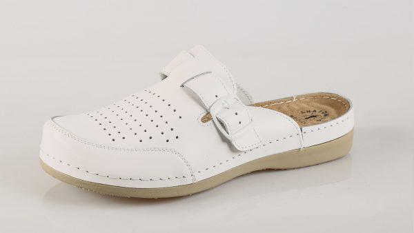 Fratelli Babb U25 – bijela muška klompa – VV obuća tr…