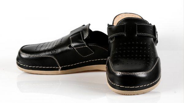 Fratelli Babb U25 – crna muška klompa – VV obuća trgo…