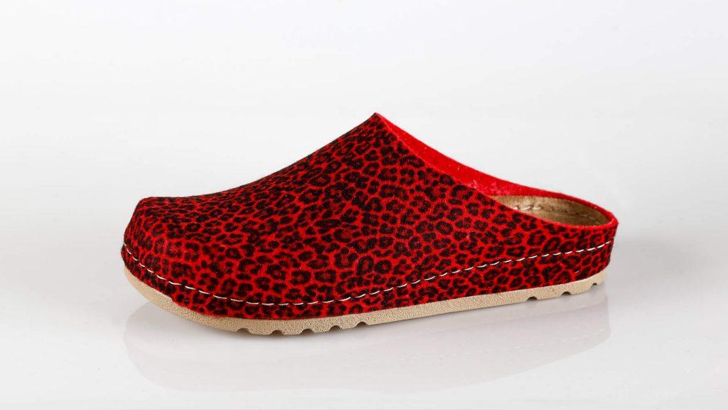 Fratelli Babb W1 – crvena leopard papuča – VV obuća t…
