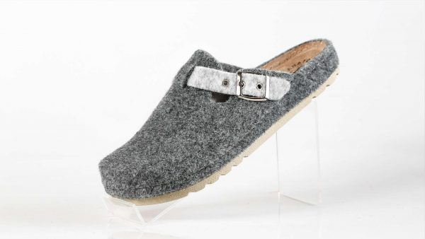 Fratelli Babb W3 – siva ženska papuča – VV obuća tr…