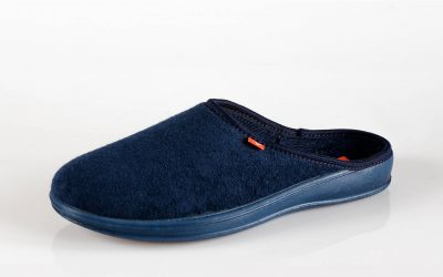 Ženska papuča MilaMi 66 BLUE