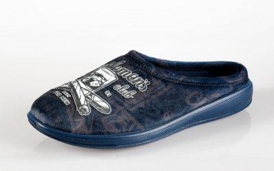 Muska papuča MilaMi 66GENT PLAVA