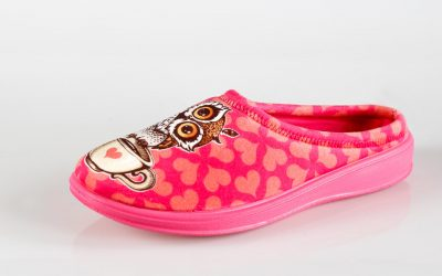 Ženska papuča MilaMi FUXIA