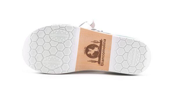 Ženska zračna natikača A200 Biancomolina Bijela – VV obuća