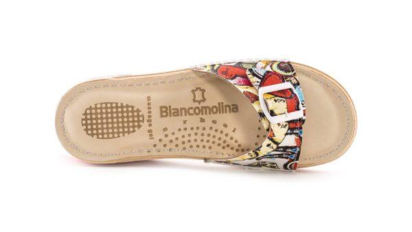 Ženska zračna natikača A200 Biancomolina Srca – VV obuća